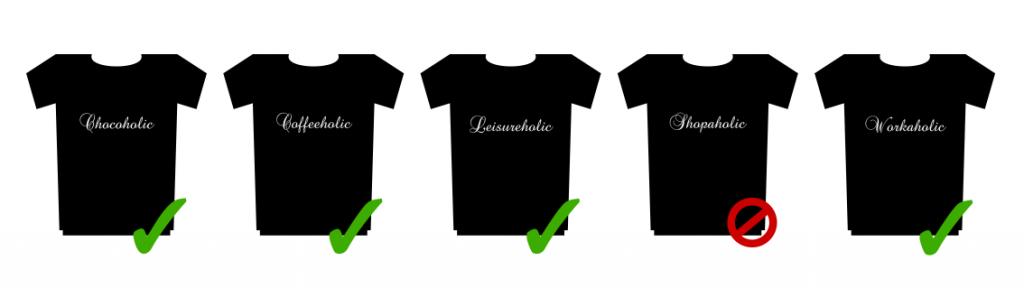 ~holic T-Shirts