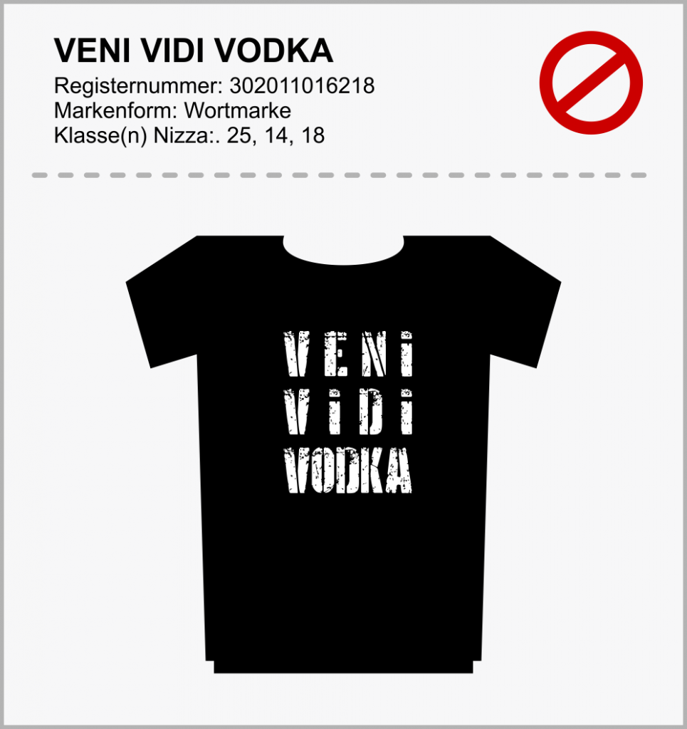 veni vidi vodka shirt